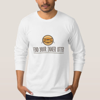 Find Your Inner Otter Long Sleeve T-Shirt