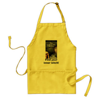 Find your inner witch! Apron