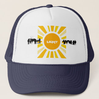 Find Your Own Light Trucker Hat