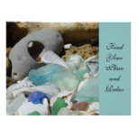 Find Your Place Relax Art Prints Seaglass Beach Poster
