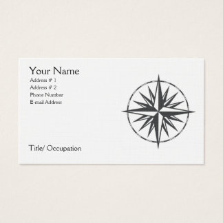 Find Your Way Business Cards