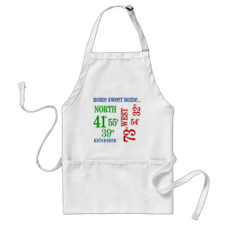 Find yourself in Rhinebeck! Adult Apron