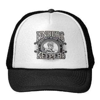 Finders Keepers Hat