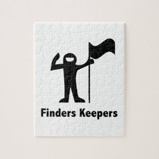Finders Keepers Jigsaw Puzzles