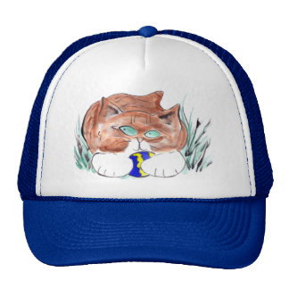 Finders, Keeping the Easter Egg Trucker Hat