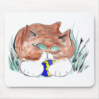 Finders Keeping the Easter Egg Mousepads
