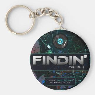 Findin' Vol: 2 Merchandise KeyChain