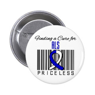 Finding a Cure For ALS PRICELESS Button