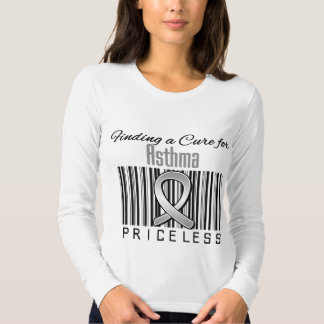 Finding a Cure For Asthma PRICELESS T Shirt