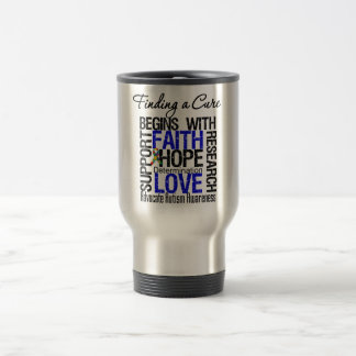 Finding a Cure For Autism Coffee Mugs
