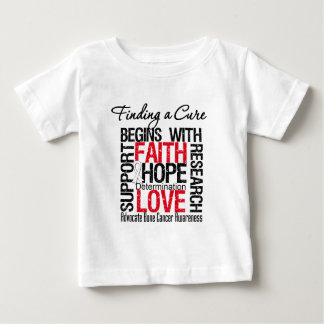 Finding a Cure For Bone Cancer Tees