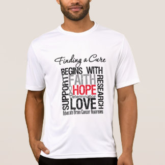 Finding a Cure For Brain Cancer T-Shirt