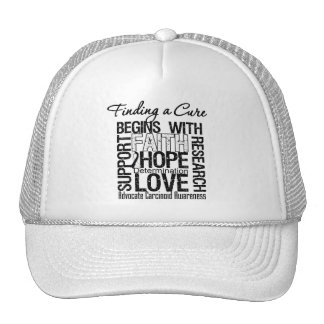Finding a Cure For Carcinoid Cancer Trucker Hat
