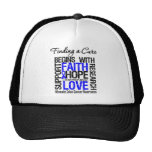 Finding a Cure For Colon Cancer Trucker Hat
