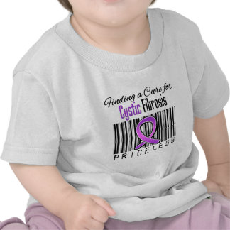 Finding a Cure For Cystic Fibrosis PRICELESS Shirt