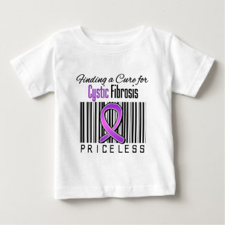 Finding a Cure For Cystic Fibrosis PRICELESS Tee Shirt