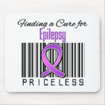 Finding a Cure For Epilepsy PRICELESS Mouse Pad