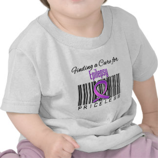 Finding a Cure For Epilepsy PRICELESS T Shirt