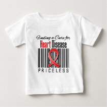 Finding a Cure For Heart Disease PRICELESS Tee Shirts
