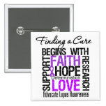 Finding a Cure For Lupus Pins