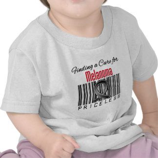 Finding a Cure For Melanoma PRICELESS T Shirt