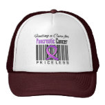 Finding a Cure For Pancreatic Cancer PRICELESS Trucker Hats