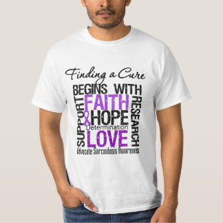Finding a Cure For Sarcoidosis T-Shirt