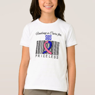 Finding a Cure For SIDS PRICELESS T-Shirt
