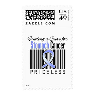 Finding a Cure For Stomach Cancer PRICELESS Stamps