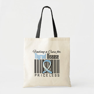 Finding a Cure For Thryoid Disease PRICELESS Bag