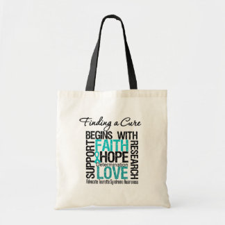 Finding a Cure For Tourette Syndrome Tote Bag
