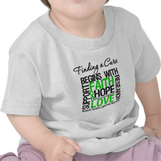 Finding a Cure For Tourette's Syndrome Tees