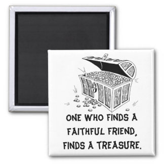 Finding A Treasure Magnet