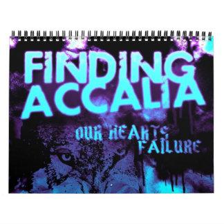 Finding Accalia Calendar