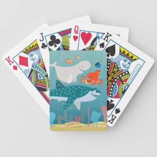 Finding Dory | A Journey Beneath the Sea Bicycle Playing Cards
