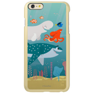 Finding Dory | A Journey Beneath the Sea Incipio Feather Shine iPhone 6 Plus Case