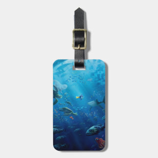 Finding Dory | An Unforgettable Journey Tag For Luggage