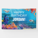 Finding Dory Birthday Banner at Zazzle