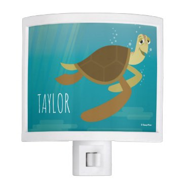 Disney Themed Finding Dory | Crush - Add Your Name Night Light