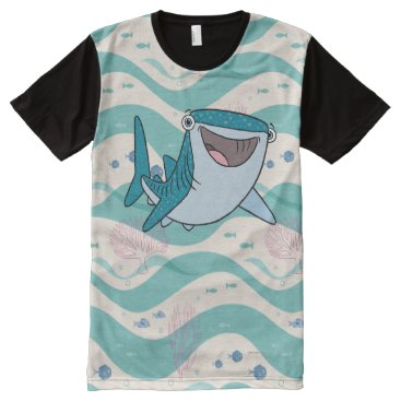 Disney Themed Finding Dory Destiny All-Over-Print Shirt