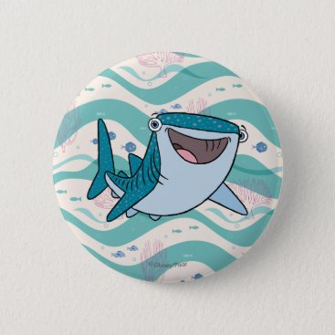 Disney Themed Finding Dory Destiny Button