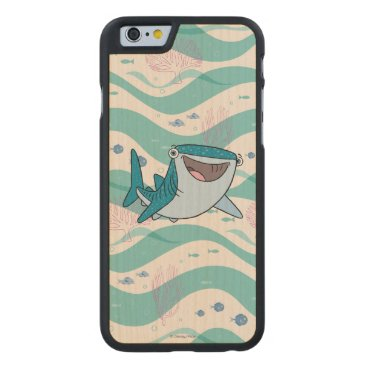 Disney Themed Finding Dory Destiny Carved Maple iPhone 6 Case