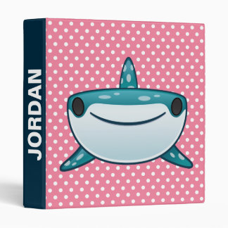 Finding Dory | Destiny Emoji 3 Ring Binder