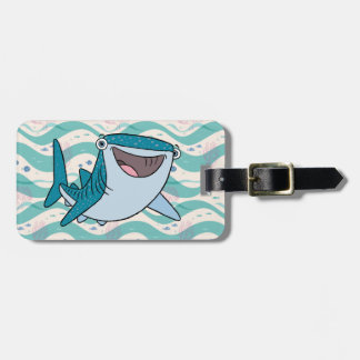 Finding Dory Destiny Luggage Tag