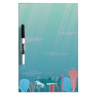 Finding Dory | Destiny the Whale Shark Dry Erase Board