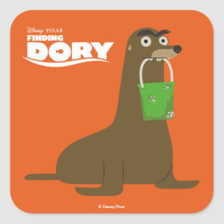 Finding Dory | Gerald Square Sticker