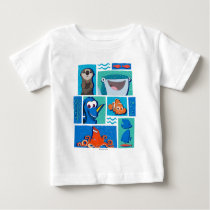 Finding Dory | Group of Characters Baby T-Shirt