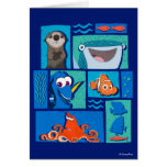 Finding Dory | Group of Characters Card