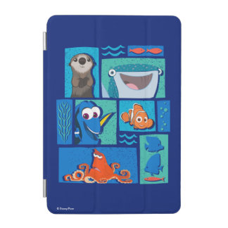 Finding Dory | Group of Characters iPad Mini Cover