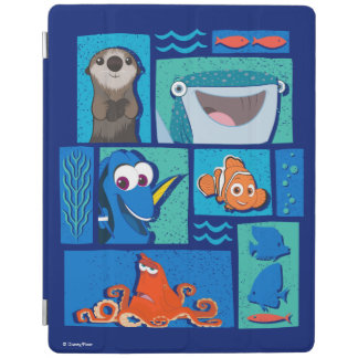 Finding Dory | Group of Characters iPad Smart Cover